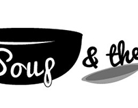 Soup & the Scoop logo