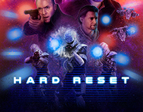 Hard Reset Key Art