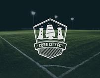 Cork City FC - Branding Re-Design