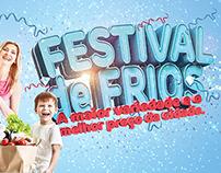Festival de Frios - Rio Vermelho Supermercados