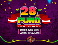 Perú Fiestas Patrias - Modo Cultural