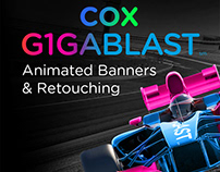 Animated Digital Banners & Retouching on Behance