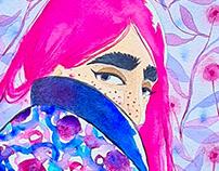 Aquarelas / Watercolor