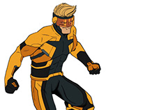 Booster Gold - Redesign
