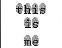 Fingerprint font 2015