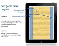 Usabilidade do Kindle para iPad - TCC pós-graduação PUC