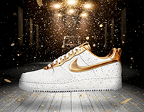 Nike Global Release - Air Force 1 Pearl Collection
