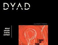 Dyad Portfolio Website