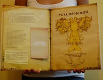 Turkish Mythology Art Book