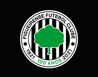 FIGUEIRENSE FC | SELO 100 ANOS