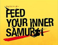 McDonald's – Samurai Burger (Phase 1)