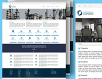 Adminess Corporate Template