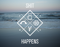 Shit Happens Logo