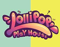 Lollipop playhouse Logo
