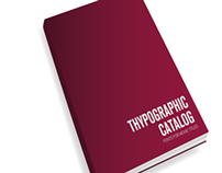 Thypographic Catalog