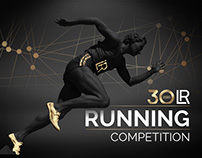 30 Years LR: Running Competition