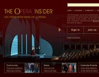 The Opera Insider