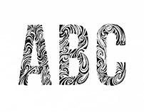 Bebas Neue Illustrated Display Font
