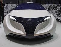 Tesla Eye Concept