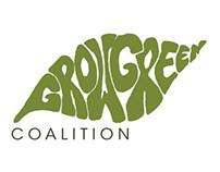 Grow Green Coalition Re-branding