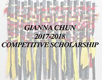 MICA 2018 Competitive Scholarship Gianna Chun