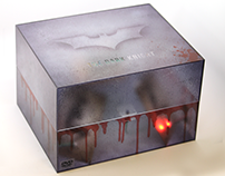 The Dark Knight DVD Packaging Collector's Edition