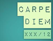 Carpe diem XXX/12