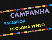 Editora Penso - Campanha Filósofos
