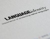 Language Identity