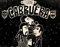 TURNÊ CABRUERA