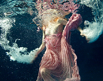 Underwater photography for contest FaceGallery