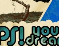 PS! You Are Dreaming poster