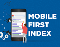Google's Mobile First Index - Infographic