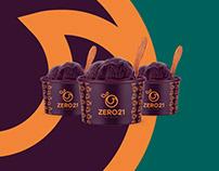 Zero 21 - Design (Logo/Identity)