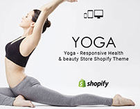 Yoga – Responsive Health & beauty Store Shopify Theme