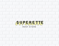 Superette, Rent Store