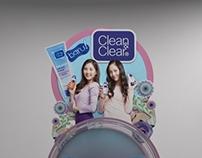 Clean & Clear P.O.P