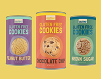 Packaging: Glutino Cookies