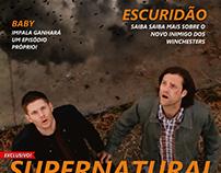 Layout Revista - Supernatural