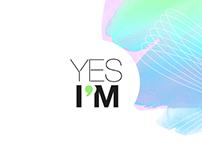 YES I'M - identity