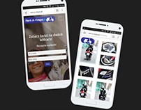 Rent-A-Vespa Website
