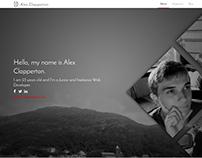 MMU Website Project