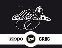 calligrafica •  ZIP&GRO!