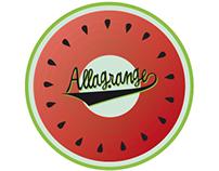 """Allagrange"" Logo"