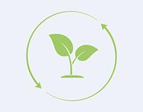Environmentally Friendly Icon Set