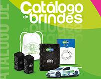 Catálogo de Brindes 2018