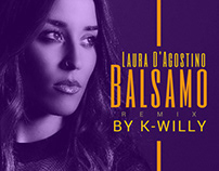 balsamo - Laura D'Agostino remix by K-WILLY unofficial