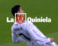 """JUEGA HASTA EL PITIDO FINAL"" - LA QUINIELA"