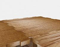 360 degrees - stool
