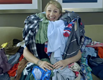 Laundry Woman